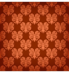 Seamless background with a nice pattern vector image vector image