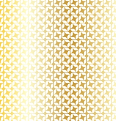 Mod gold pattern vector