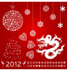 New year graphics vector