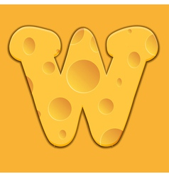Wooden download icon vector