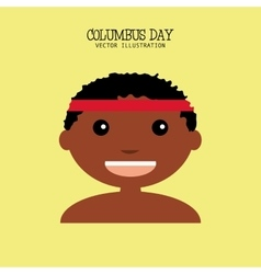 Columbus day vector