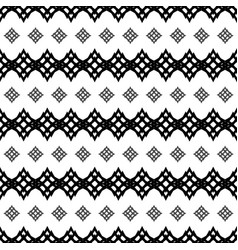 Rhombus geometric seamless pattern 1009 vector