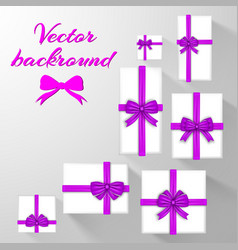Festive greeting cards template vector