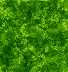 Abstract grunge background green texture vector image