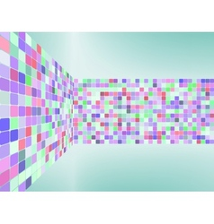 Abstract glowing background EPS 8 vector image