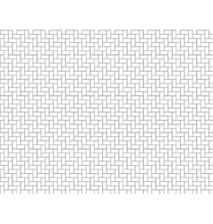 Herringbone parquet seamless background vector