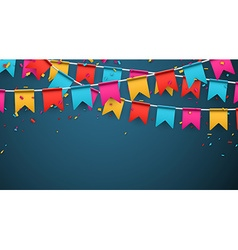 Party celebration background vector