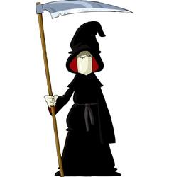 reaper vector image vector image