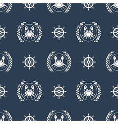 Maritime mood vector image vector image