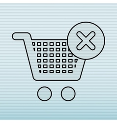 E-commerce icon design vector