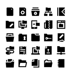 Files-and-folders-1 vector