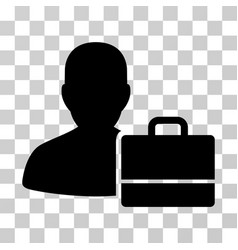 accounter icon vector image