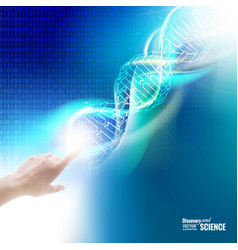 Biochemistry infographics design vector