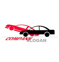 car logotype vector image