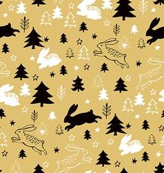 Christmas pattern87 vector