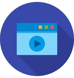 Video streaming vector