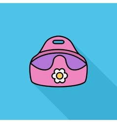 Potty icon vector