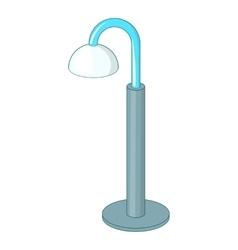 Lantern icon cartoon style vector image