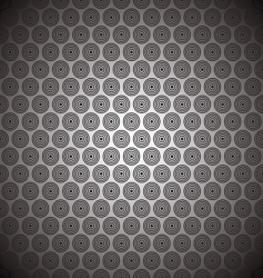 Circular seamless repeat vector