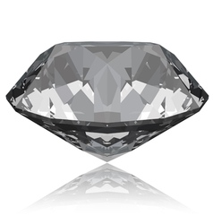 Diamond with reflection vector
