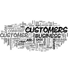 Astonish your customers with these customer vector