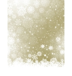 Christmas greeting card EPS 8 vector image vector image