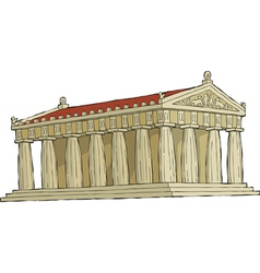 Parthenon vector
