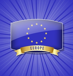 European icon vector