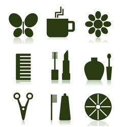 spa icon8 vector image