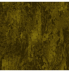 Abstract seamless dark green texture of dirty vector