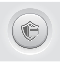 Secure Transaction Icon vector image vector image