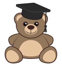 University bear vector