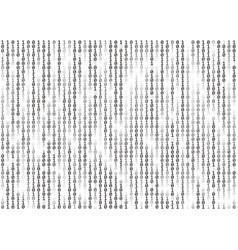 Binary code background data technology decryption vector