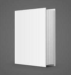 Fat book vector