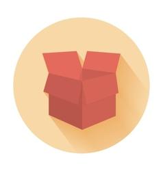 Carton box vector image