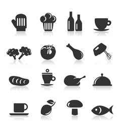 Meal icons8 vector