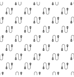 Usb wire pattern simple style vector