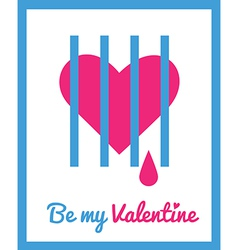 stValentine icons card 10 vector image