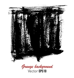 Grunge hand drawn texture for your design vector image