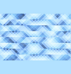 blue stripe geometry abstract background vector image vector image