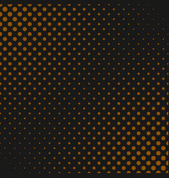 retro halftone dot pattern background - abstract vector image vector image