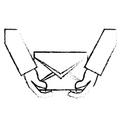 Message envelope mail icon image vector