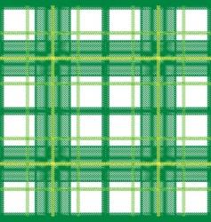 Scottish plaid pattern vector image