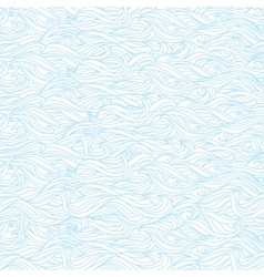 Seamless Abstract Light Blue White Color vector image