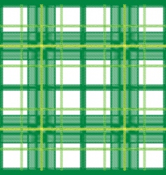 Scottish plaid pattern vector image vector image