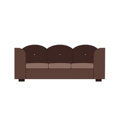 Large sofa vector