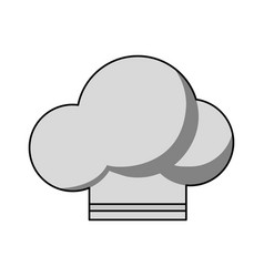 chef hat icon image vector image