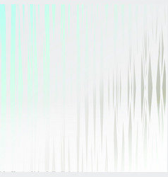 pale gray turquoise stripped background vector image vector image