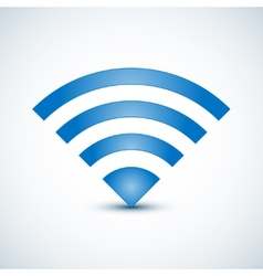 Wireless nerwork symbol vector
