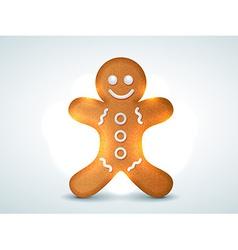 cookie design vector image